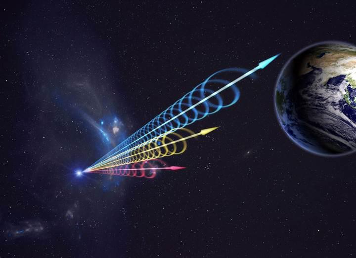 Gök bilimcilerden galaksimiz dışı kaynaklı başka bir tekrar eden ses sinyali keşfi