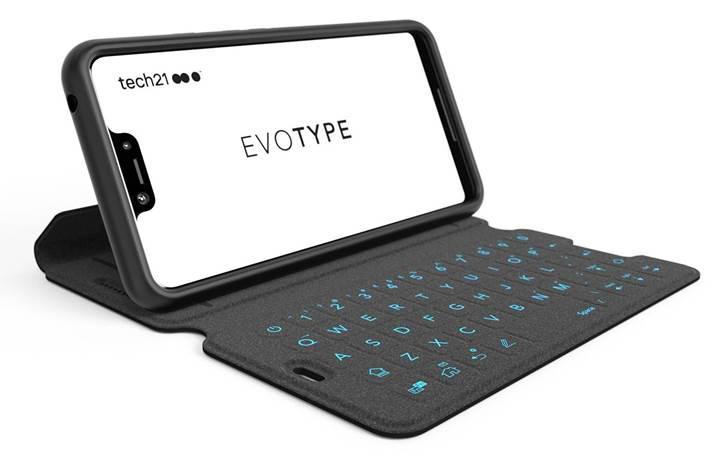 Pixel 3 XL'e QWERTY klavyeli kılıf geldi: Evo Type