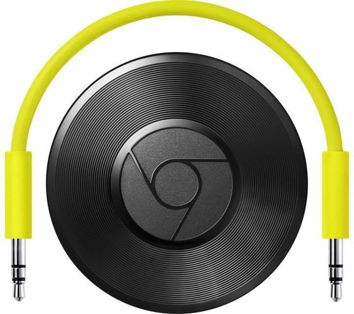 Google, Chromecast Audio üretimini sonlandırdı