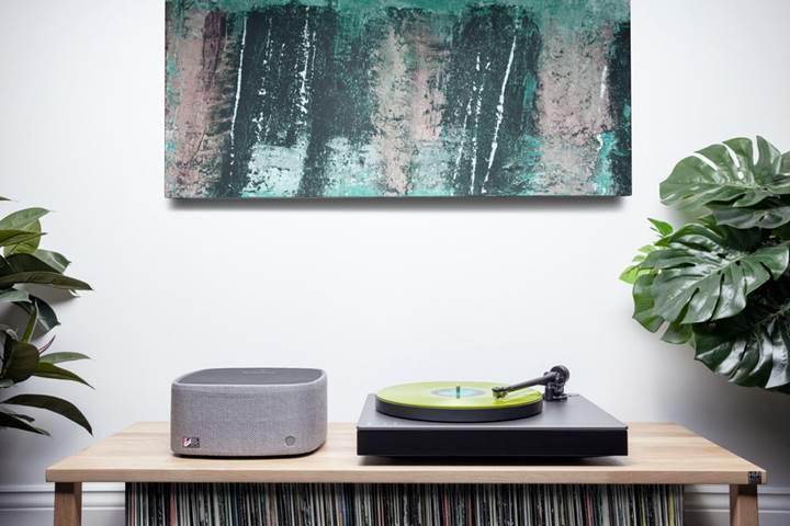 Cambridge Audio'dan yüksek çözünürlük destekli akış yapabilen pikap