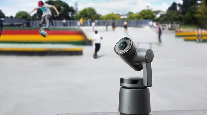 Obsbot Tail yapay zekâ ile sizi takip edebilen bir kamera