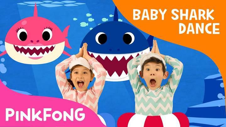 Baby Shark videosu 2 milyar izlenme sayısını geçti, Billboard listelerine girdi