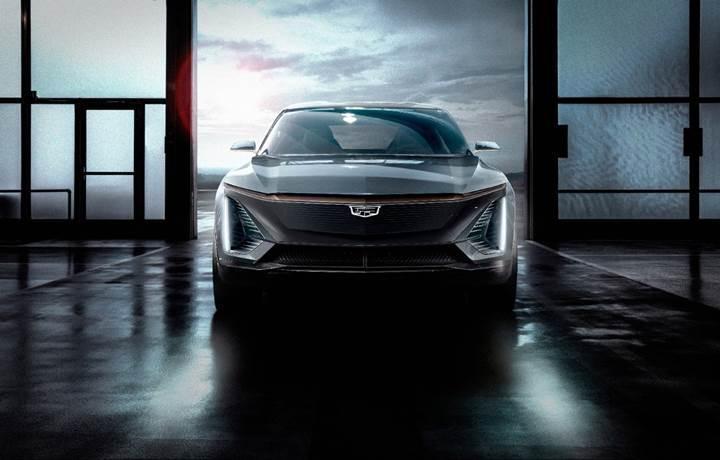 Cadillac'ın ilk elektrikli aracı bir crossover olacak