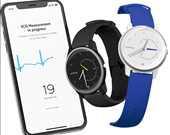 -Withings Move ECG<br/><br/>130 dolar fiyat etiketine sahip bu saat EKG ölçümü yapabiliyor. 1 yıl şarj ömrü sunuyor.