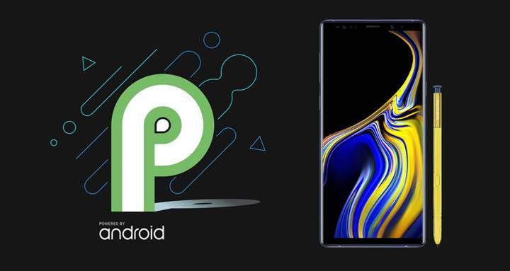 Galaxy Note 9 sahiplerine kötü haber: Android Pie güncellemesi ertelendi