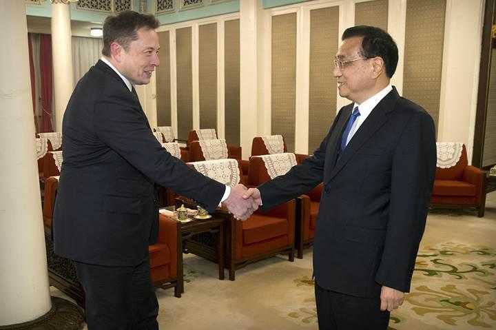Çin başbakanı Elon Musk'a kalıcı vatandaşlık teklif etti