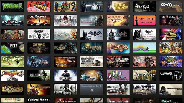 Steam, 90 milyon kullanıcı ve 30 bin oyun sayısına ulaştı