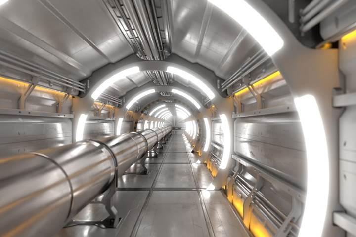 CERN, daha büyük çarpışmalar için daha da büyük çarpıştırıcı inşa edecek