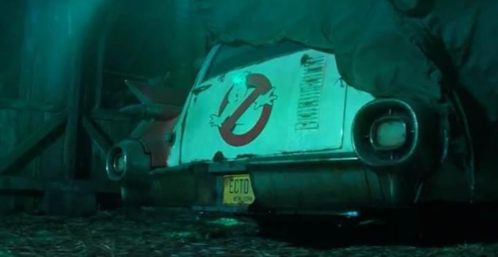 Yeni Ghostbusters filminden ilk teaser geldi