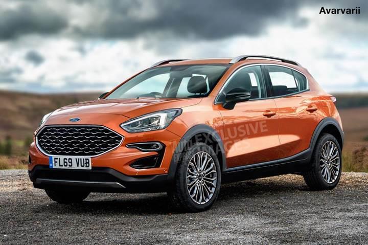 Ford Fiesta'nın SUV versiyonu EcoSport'un yerini alacak