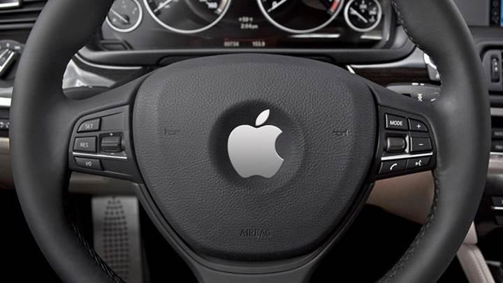 Apple otonom araç projesini rafa kaldırabilir