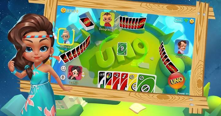 Orijinal Mattel Uno mobil oyunu indirmeye sunuldu