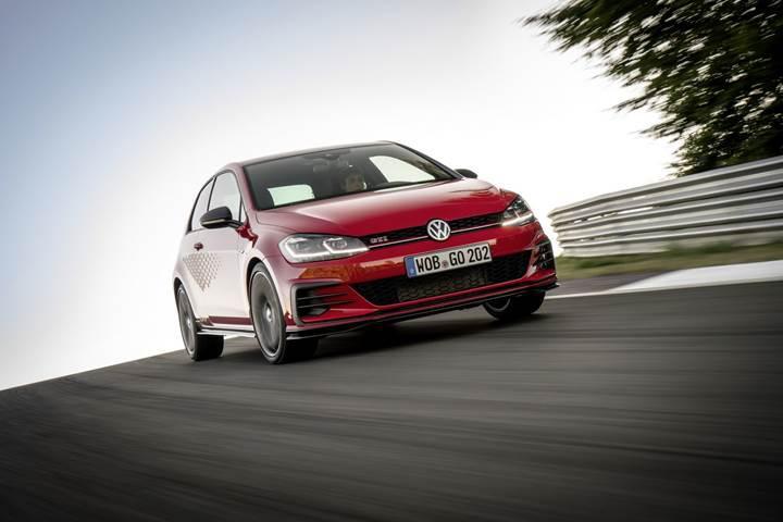 Volkswagen, 286 beygirlik yeni Golf GTI TCR versiyonunu tanıttı