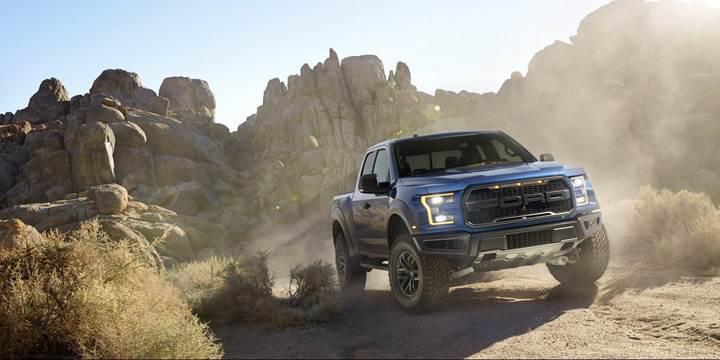 Ford, F-Serisi pickup modellerinin elektrikli versiyonunu üreteceğini duyurdu