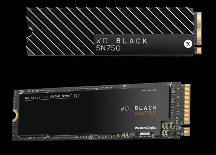 Western Digital performans odaklı yeni SSD modellerini duyurdu
