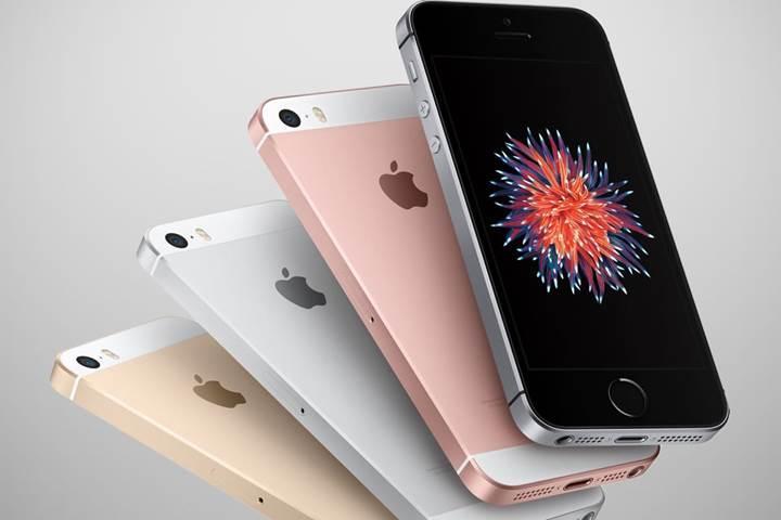 Apple düşük satışlar nedeniyle iPhone SE modelini tekrar piyasaya sürdü