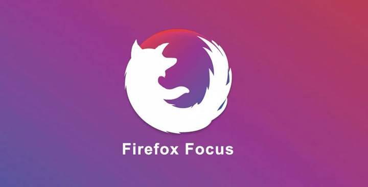 Mozilla, Firefox Focus 9.0'a reklam engelleyici ekliyor