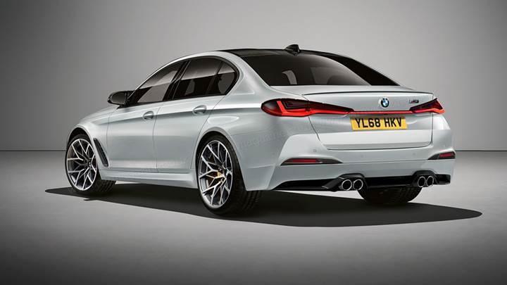 Yeni nesil BMW M3 iki farklı versiyonla gelecek