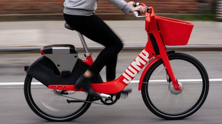 Uber, otonom bisiklet ve scooter geliştiriyor