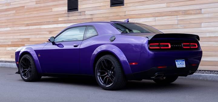 Yeni nesil Dodge Challenger'da hibrit motor kullanılacak