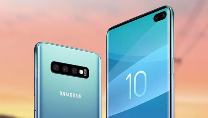 Samsung Galaxy S10 serisinin fiyatları belli oldu