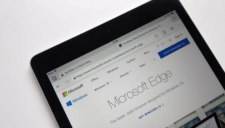 Microsoft, Edge'in mobil versiyonuna sahte haber uyarısı ekledi