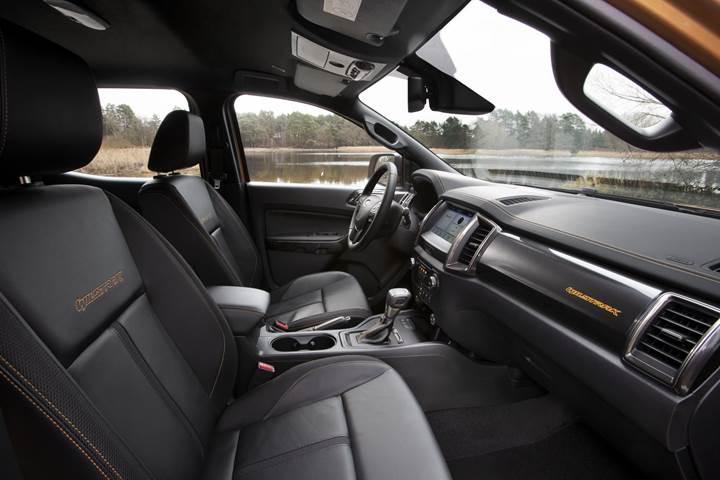 2019 Ford Ranger tanıtıldı: Yeni 2.0L EcoBlue dizel ve 10 ileri otomatik şanzıman