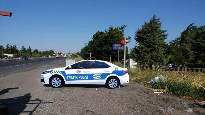 Trafikte 'maket trafik polisi' dönemi başlıyor