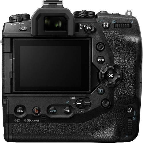 Olympus OM-D E-M1X aynasız kamera duyuruldu