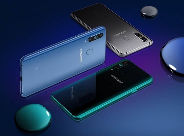 Samsung Galaxy A9 Pro (2019) tanıtıldı