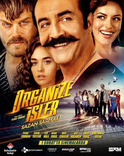 Organize İşler: Sazan Sarmalı filminin fragmanı yayınlandı