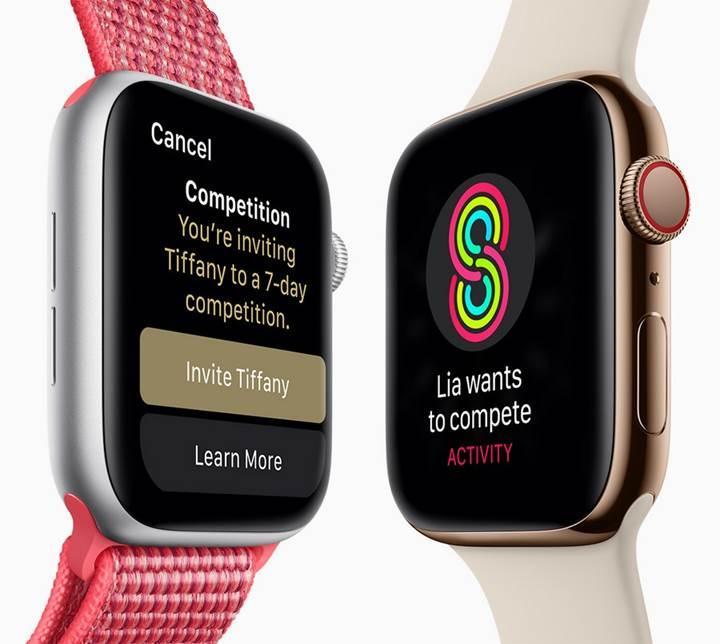 Gelecek Apple Watch modelleri biyolojik tehlikeleri tespit edebilir