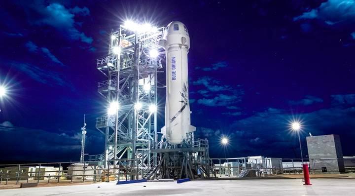 Blue Origin, uzay turizmini başlatmaya artık çok yakın