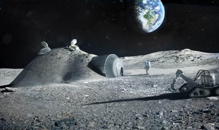 Avrupa, 2025 yılında Ay'a yapılacak bir maden çıkarma görevinin mümkün olup olmadığını inceliyor