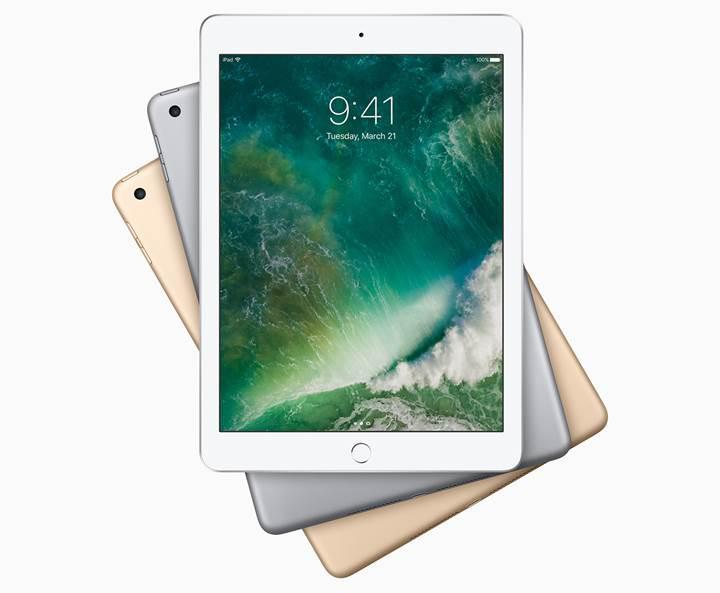 Apple'ın yeni iPad'leri EEC veritabanında ortaya çıktı