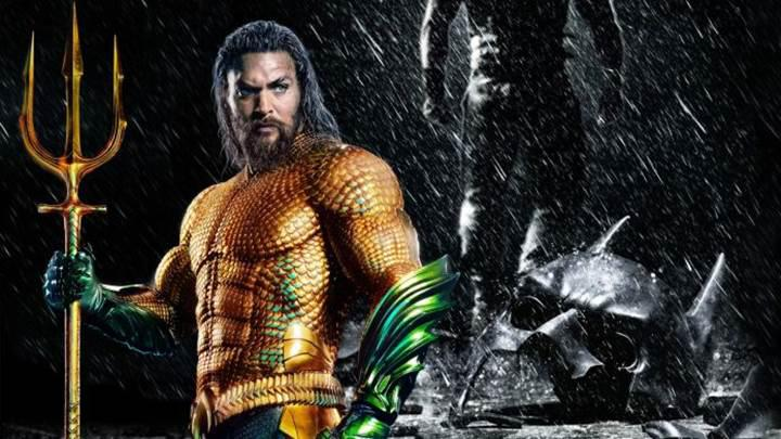 Aquaman, DC tarihinin gişedeki en başarılı filmi oldu