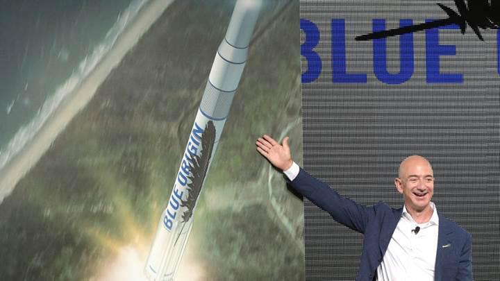 Blue Origin, New Glenn roketi motorları için fabrika inşa ediyor