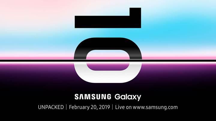 Samsung Galaxy S10 Plus'ı net şekilde gösteren bir fotoğraf yayınlandı