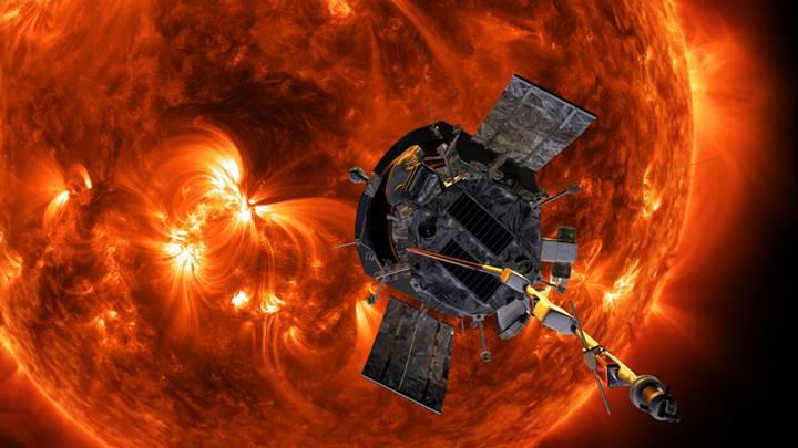 Parker Solar Probe, Güneş etrafındaki ilk turunu tamamladı