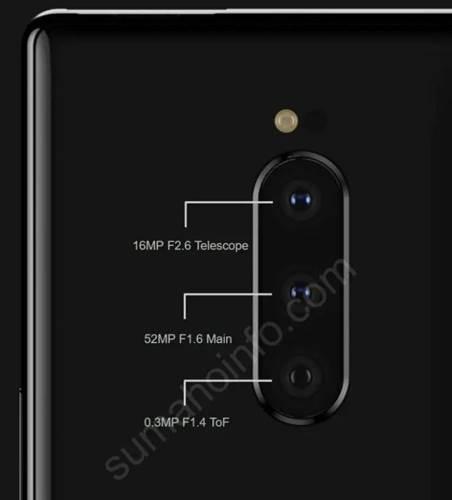 Sony Xperia XZ4'ün 52 megapiksel kamera ile geleceği ortaya çıktı