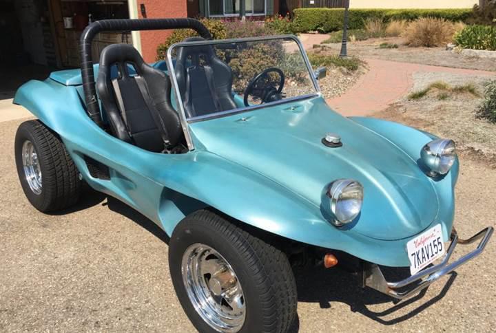 Volkswagen, efsanevi Dune Buggy modelini elektrikli konsept olarak geri getiriyor