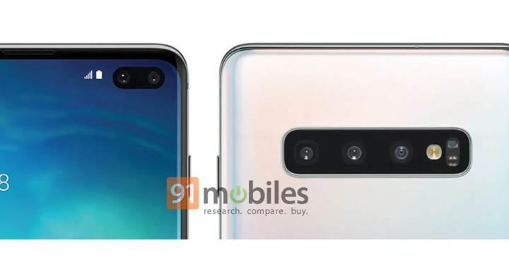 Basın görseli sızdırıldı: İşte karşınızda Samsung Galaxy S10 Plus