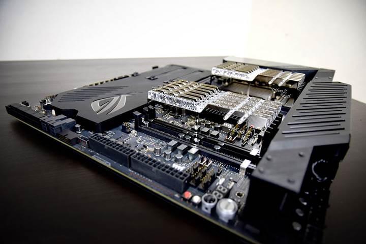 G.Skill iş istasyonları için 6 kanal DDR4 bellek kitlerini duyurdu