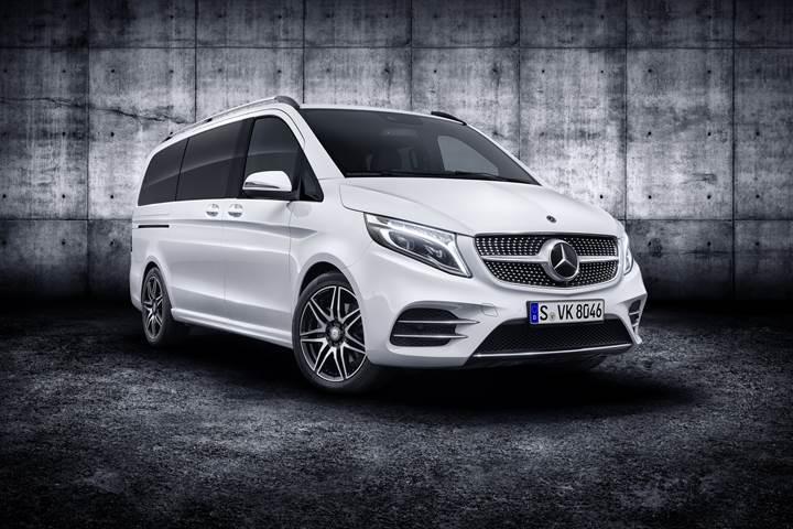 2019 Mercedes-Benz V-Serisi tanıtıldı: Yeni dizel motor ve daha fazlası