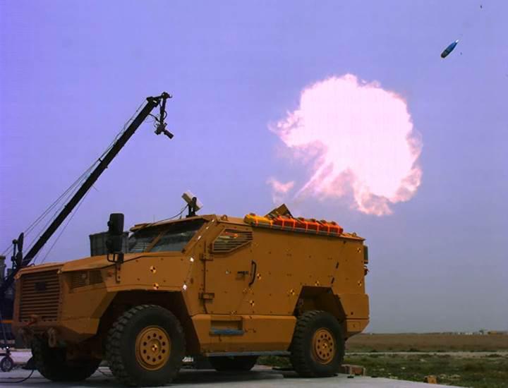 Aselsan'ın otomatik havan silah sistemi Alkar, kullanıcı birliğine teslim edildi