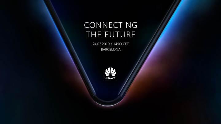 Huawei'nin katlanabilir telefonu 24 Şubat'ta tanıtılacak