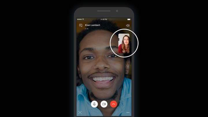 Güncellenen Skype, gelişmiş görüntülü arama deneyimi sunacak