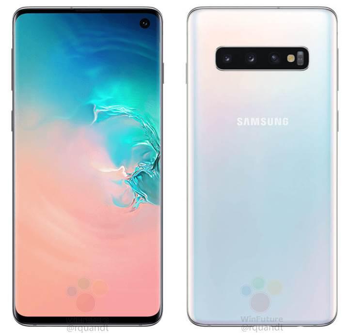 Samsung Galaxy S10 ve Galaxy S10 Plus'ın basın görselleri yayınlandı [Galeri]