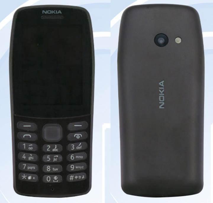 Nokia'dan yeni tuşlu telefon: TA-1139