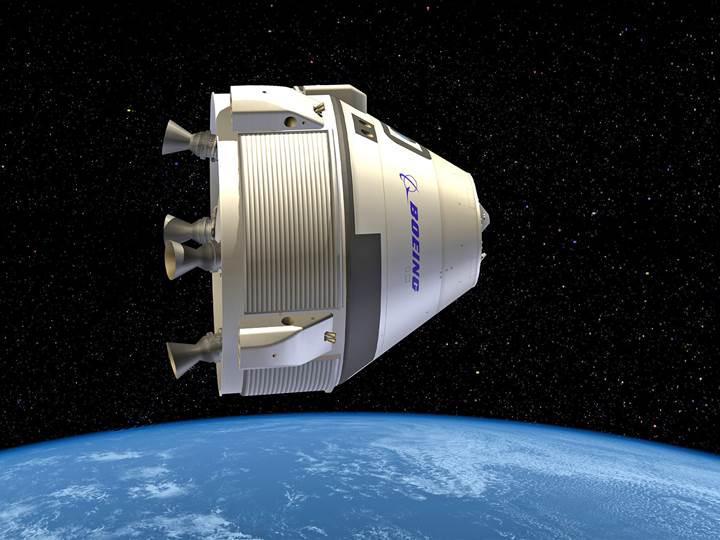 Boeing, yeni nesil uzay kapsülü Starliner'ı ilk kez test edecek